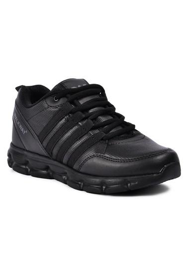 Walkway Wlk231876 Siyah Unisex Ayakkabı Siyah